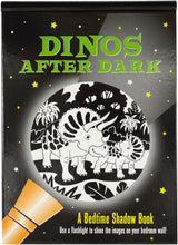 Load image into Gallery viewer, Dino's After Dark A Bedtime Shadow Book
