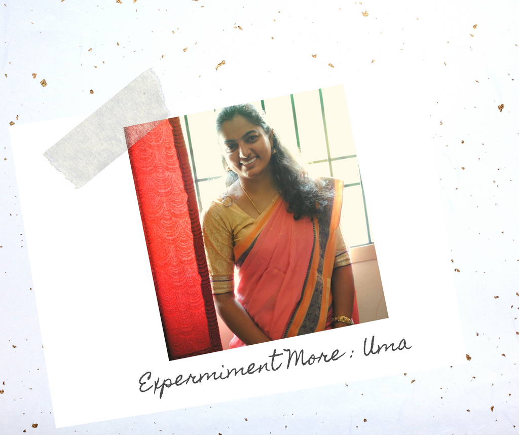 Experiment More : How a lunchbox series turned into a successful food blog!