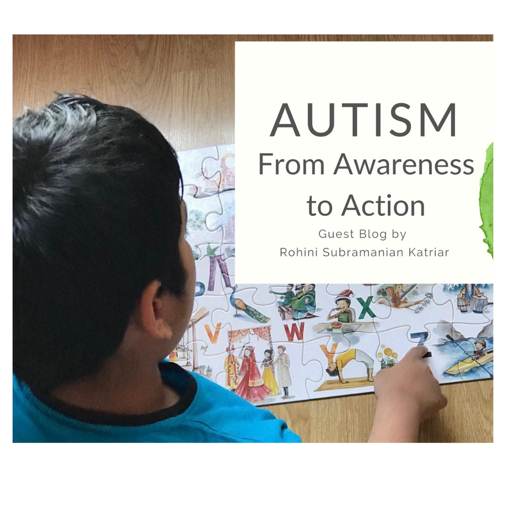 Autism: From Awareness to Action