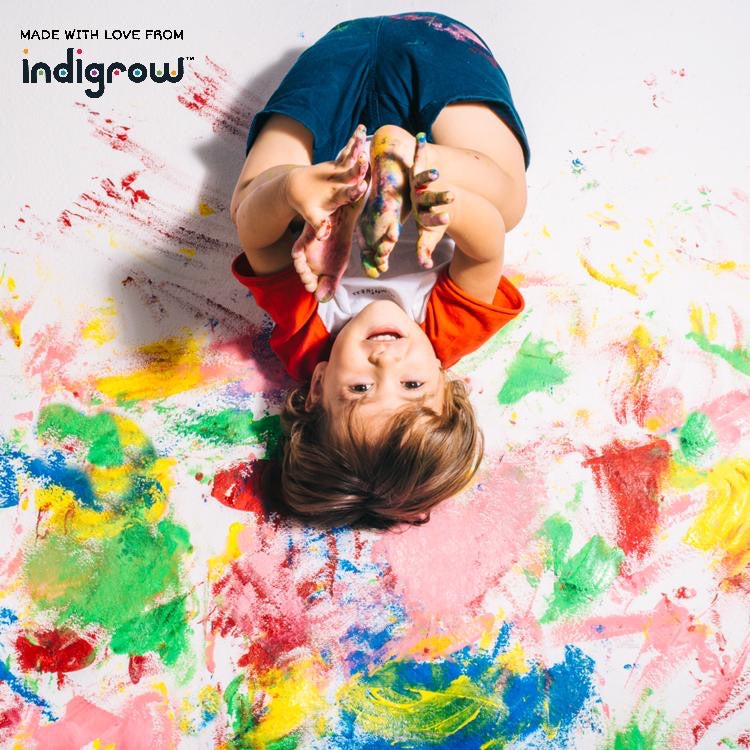 How 6 types of play with indigrow goodies can help your child & you!