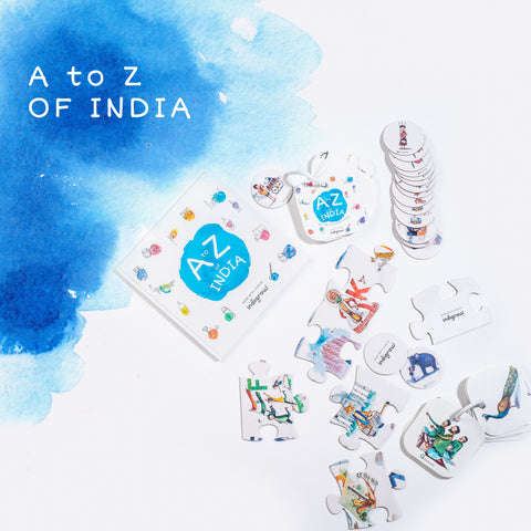 A to Z of India
