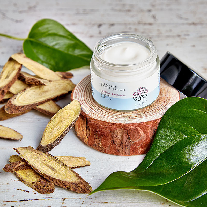 Licorice Root Brite Cream