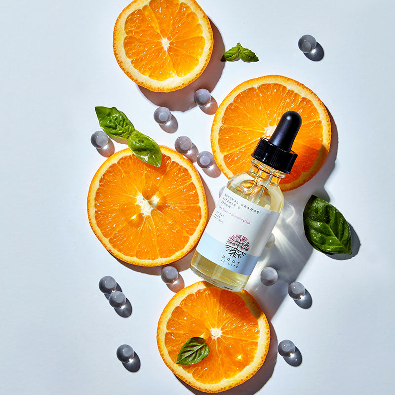 LUMINOUS . Natural Orange Vitamin C Serum