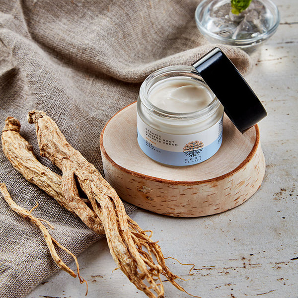 Organic Ginseng Root Wrinkle Cream