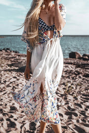 Wildflower Midi Bikini Cover Up - bikini149.com
