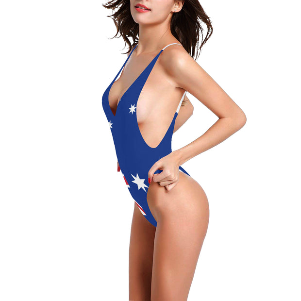 One piece Swimsuit Australia Flag - bikini149.com