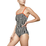 One-piece Swimsuit Tiger