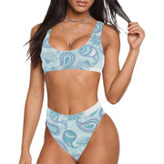 India Spirit High-Waisted Set