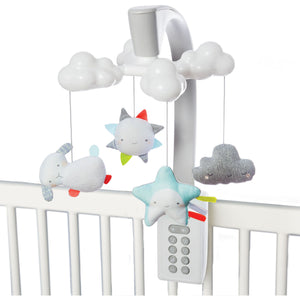 SKIP*HOP - Moonlight & Melodies Projection Mobile - Clouds