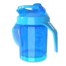Mini Cup +4meses 230ml Azul