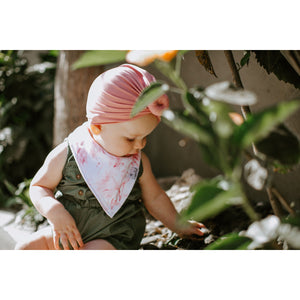 Baby Bandana Bib - Enchanted
