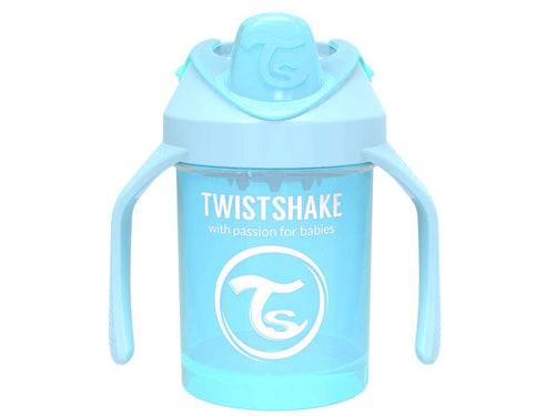 Mini Cup 230ml 4+m Azul Pastel