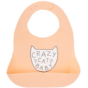 tunno tots - Crazy cat baby Peach