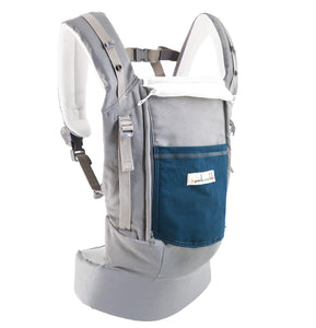 Love Radius - PhysioCarrier - Gris bolsa azul