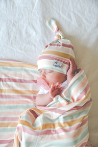 Swaddle Blanket - Belle
