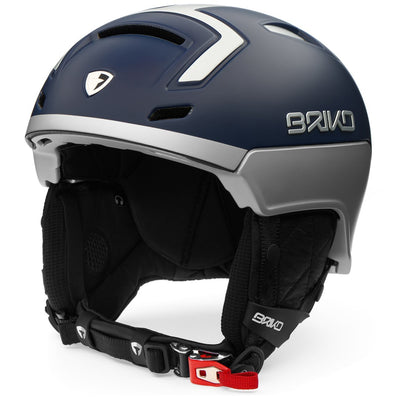 Briko Stromboli dark blue/metal grey Skihelm - Damplein 9 SKI & Fashion