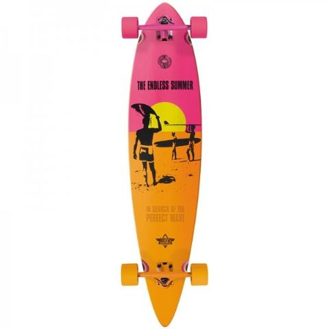 Dusters Endless Summer Longboard - Damplein 9 SKI & Fashion