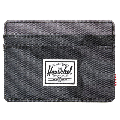 Herschel Charlie wallet night camo - Damplein 9 SKI & Fashion