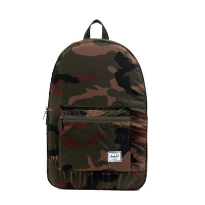 Herschel packable daypack camo - Damplein 9 SKI & Fashion