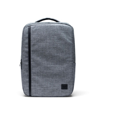Herschel travel daypack rugtas raven crosshatch - Damplein 9 SKI & Fashion