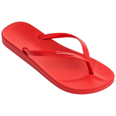 Ipanema Anatomic colors dames slippers rood - Damplein 9 SKI & Fashion