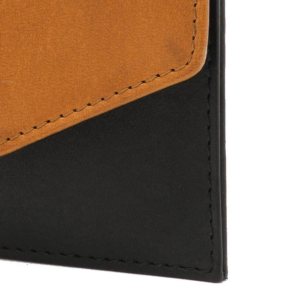 O My Bag Cardholder eco classic black/camel - Damplein 9 SKI & Fashion