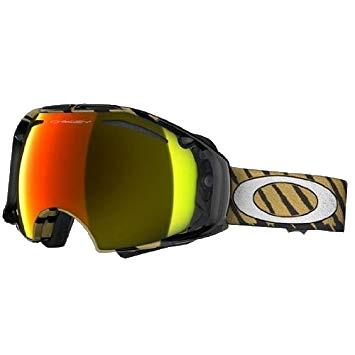 Oakley Airbrake Shaun White - Fire Iridium & grey - Damplein 9 SKI & Fashion