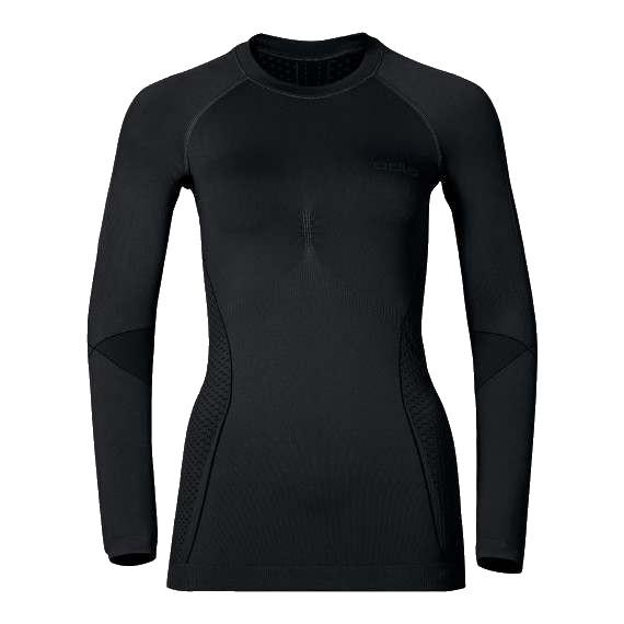 Odlo Performance warm dames thermoshirt - Damplein 9 SKI & Fashion
