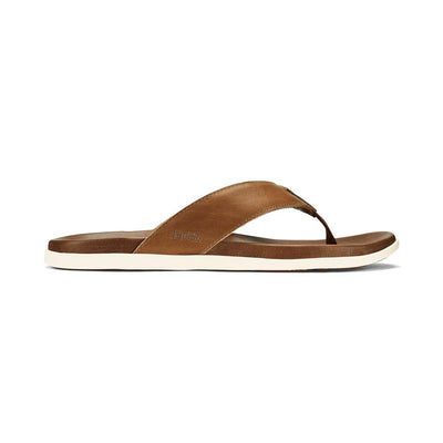 Olukai Nalukai heren slippers tan/tan - Damplein 9 SKI & Fashion