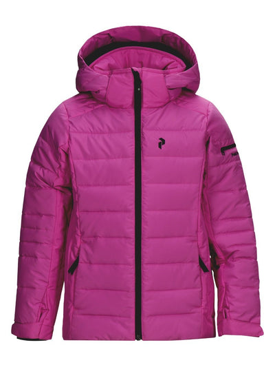 Peak Performance junior padded Blackburn ski jas roze - Damplein 9 SKI & Fashion