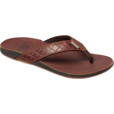 Reef J-Bay Saltillo java heren slippers - Damplein 9 SKI & Fashion