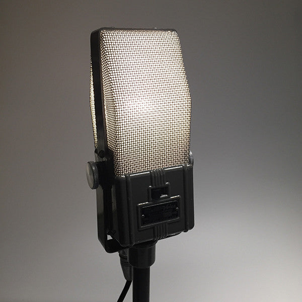 Microphone Lamps