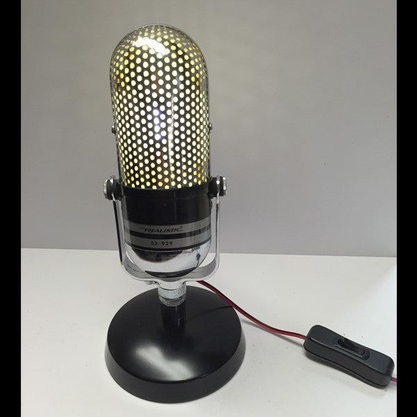microphone lamp