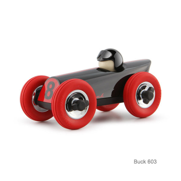 Buck Race Cars