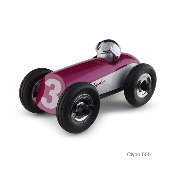 Clyde Race Cars