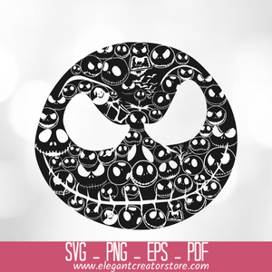 skellington design SVG