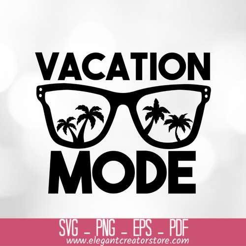 Vacation Mode SVG