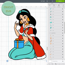 Load image into Gallery viewer, Aladdin Disney Svg Bundle 95% OFF