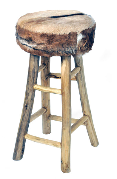 Huntsman Bar-Stool Brown W40H80