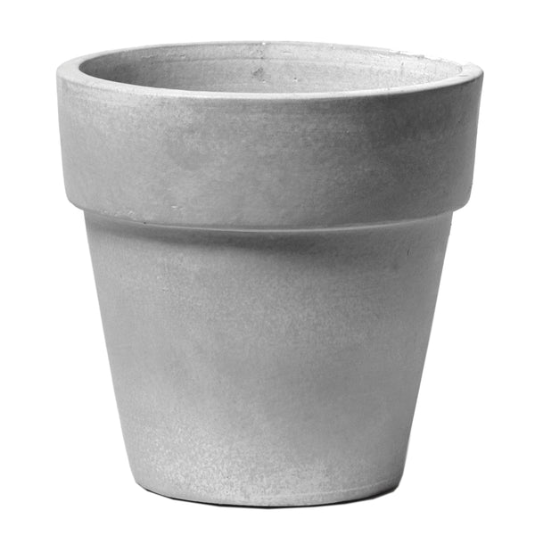 Ebbi Basic Pot Light Grey D20H20