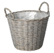 Basket Potato Grey L18W18H14