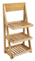 Shelby Etagere 3 Layer Natural L50W34H100