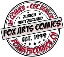 Fox Arts Comics