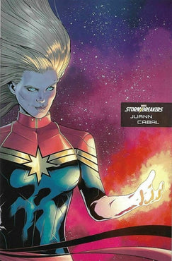 CAPTAIN MARVEL (2019) #25 CABAL VIRGIN VARIANT (LTD 1 PER STORE)