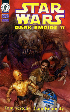 STAR WARS DARK EMPIRE II #5