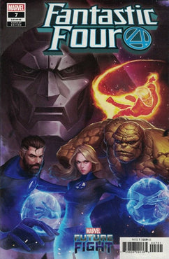 FANTASTIC FOUR (2018) #7 YONGHO CHO MYSTERY VARIANT