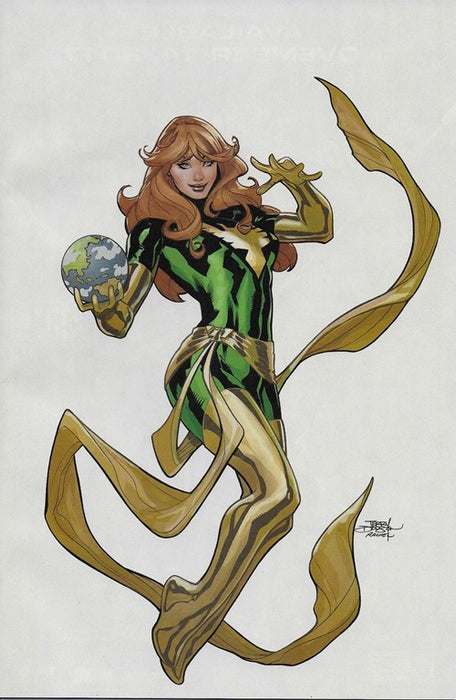 PHOENIX RESURRECTION: THE RETURN OF JEAN GREY #1 UNKNOWN COMICS VIRGIN EXCLUSIVE (LTD TO 1000)