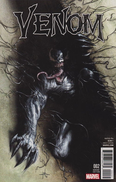 VENOM (2017) #2 FRANKIE'S COMICS EXCLUSIVE (LTD TO 3000)