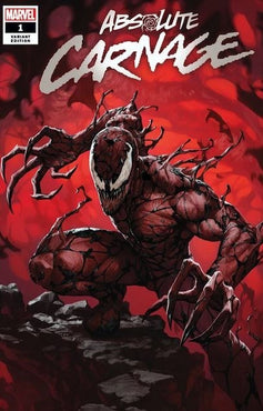 ABSOLUTE CARNAGE #1 THE COMIC MINT EXCLUSIVE (LTD TO 3000)