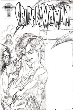 SPIDER-WOMAN (1999) #1 MARVEL AUTHENTIX EDITION (LTD TO 7500)